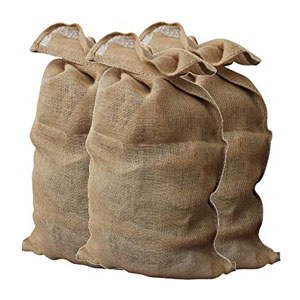 hessian-bag